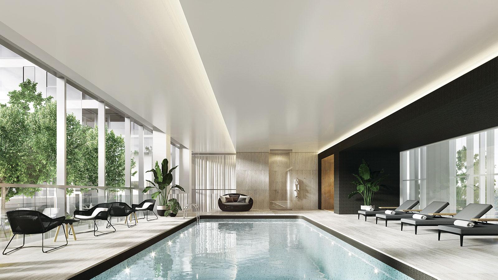 condo neuf avec piscine centre ville montreal